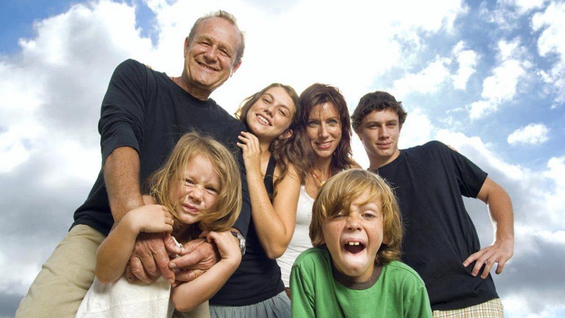 Des photos de famille, une idée cadeau originale !